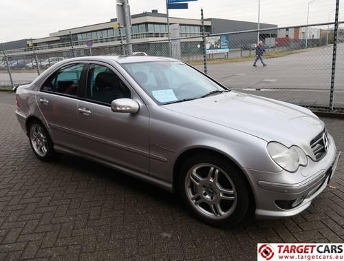 2002 Mercedes C32 AMG 3.2L V6 Kompressor 354HP LHD For Sale (picture 2 of 6)