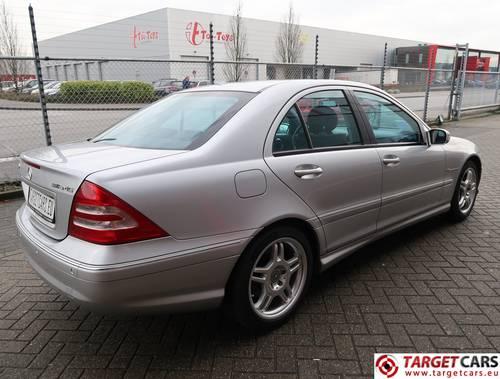 2002 Mercedes C32 AMG 3.2L V6 Kompressor 354HP LHD For Sale (picture 3 of 6)