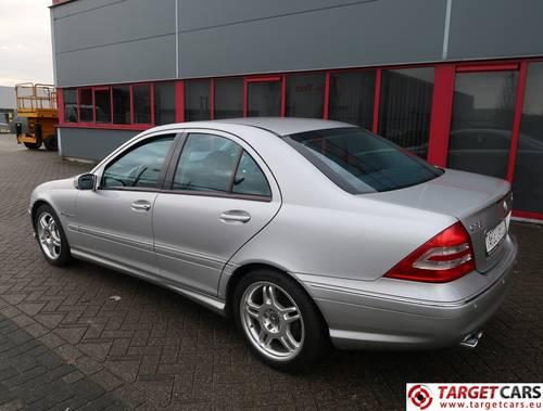 2002 Mercedes C32 AMG 3.2L V6 Kompressor 354HP LHD For Sale (picture 4 of 6)