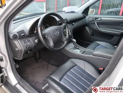 2002 Mercedes C32 AMG 3.2L V6 Kompressor 354HP LHD For Sale (picture 5 of 6)