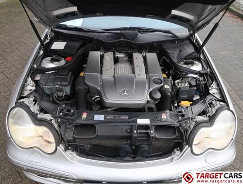 2002 Mercedes C32 AMG 3.2L V6 Kompressor 354HP LHD For Sale (picture 6 of 6)