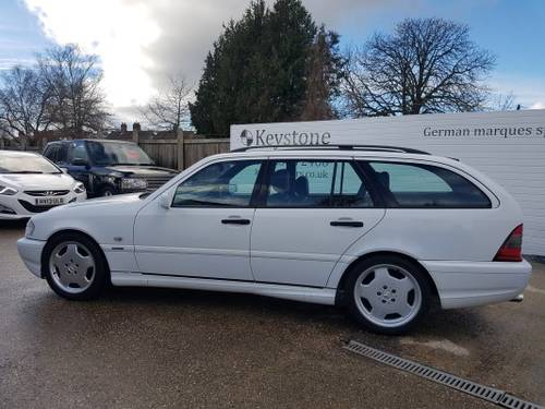 1998 AMG C43 Estate low milege SOLD (picture 2 of 6)