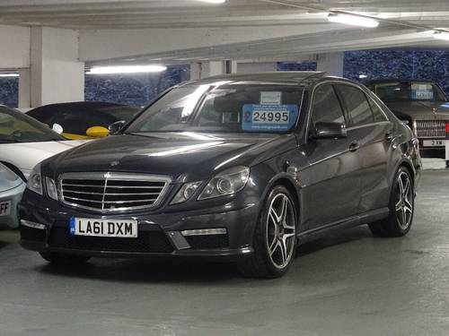 2011 Mercedes-Benz E Class 5.5 E63 AMG E63 AMG 5.5 V8 BI-TURBO For Sale (picture 2 of 6)