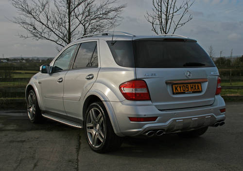 2009 Mercedes ML63 AMG  SOLD (picture 3 of 6)