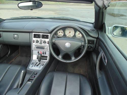 2001 Mercedes 230SLK Kompressor SOLD (picture 4 of 6)
