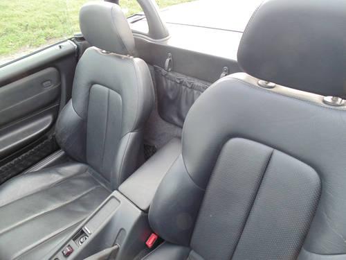 2001 Mercedes 230SLK Kompressor SOLD (picture 5 of 6)