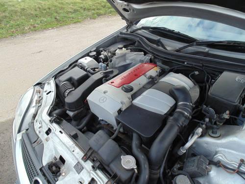 2001 Mercedes 230SLK Kompressor SOLD (picture 6 of 6)