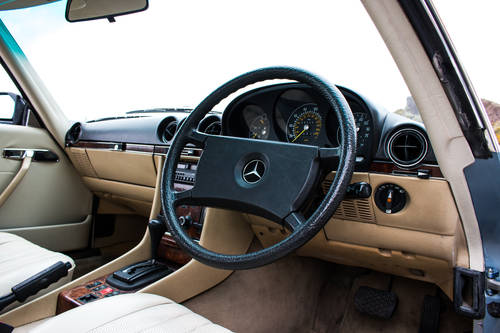 1985 One of the finest 500SLs available For Sale (picture 5 of 6)