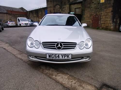 2004 Mercedes-Benz CLK 320 Avantgarde SOLD (picture 3 of 6)