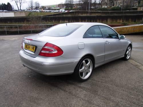 2004 Mercedes-Benz CLK 320 Avantgarde SOLD (picture 4 of 6)