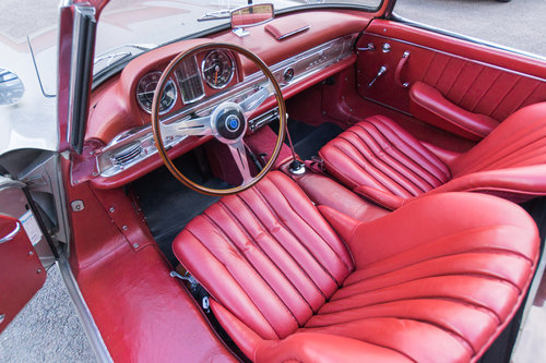 1957 Mercedes 300 SL Roadster (LHD) SOLD (picture 4 of 6)