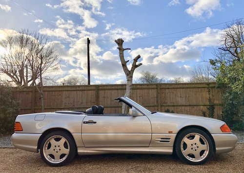 1993/L - Mercedes 600SL R129. **SOLD- MORE WANTED** FMBSH.  Wanted (picture 1 of 6)