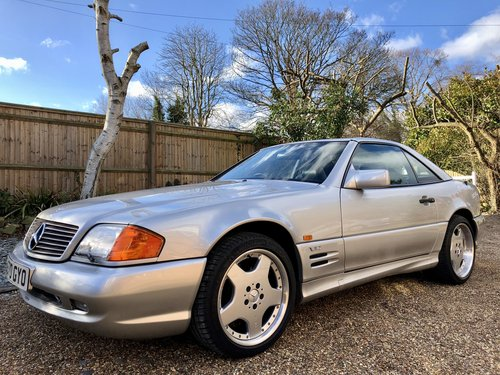 1993/L - Mercedes 600SL R129. **SOLD- MORE WANTED** FMBSH.  Wanted (picture 2 of 6)
