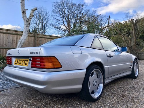 1993/L - Mercedes 600SL R129. **SOLD- MORE WANTED** FMBSH.  Wanted (picture 3 of 6)