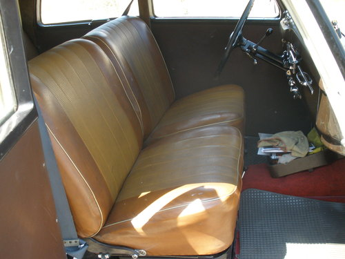1954 Mercedes 170 sd For Sale (picture 6 of 6)