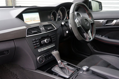 2012 Mercedes C63 AMG Black Series - Aero, Carbon, 36k, FMBSH. SOLD (picture 5 of 6)