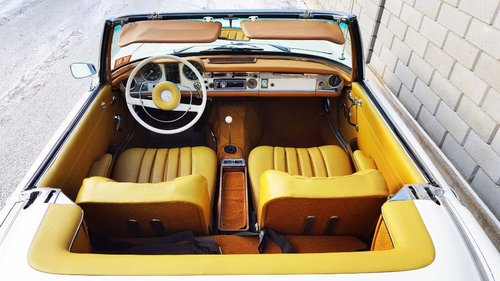 Mercedes-Benz 230 SL 1965 Pagoda For Sale (picture 3 of 6)