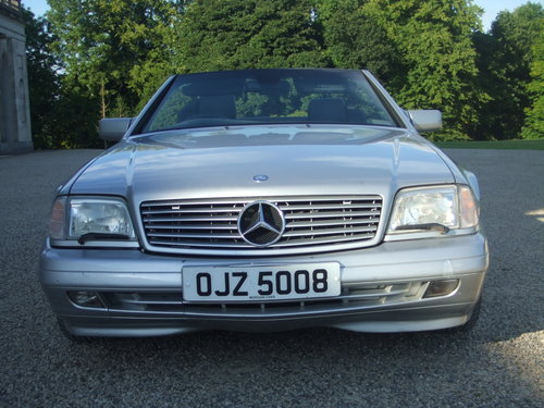 1997  Mercedes SL320 Automatic (5 Speed) For Sale (picture 1 of 5)