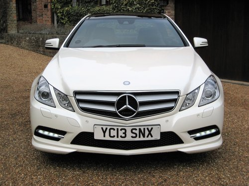 2013 Mercedes Benz E350 CDI BlueEfficiency AMG Sport Coupe For Sale (picture 6 of 6)