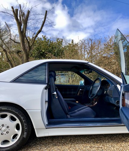 1992/J - **SOLD** Mercedes 300SL-24 R129. 43k miles. Wanted (picture 4 of 6)