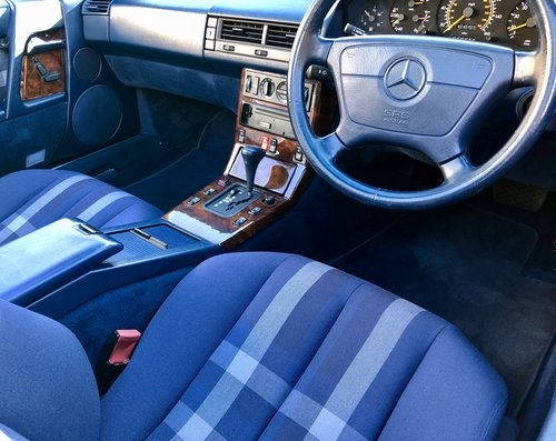 1992/J - **SOLD** Mercedes 300SL-24 R129. 43k miles. Wanted (picture 5 of 6)
