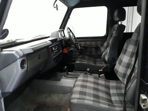 1989 Mercedes 280GE Short Wheel Base G-Wagon SOLD (picture 5 of 6)
