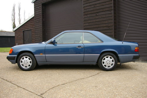1992 Mercedes W124 E-Class 300CE Coupe Auto (157,000 miles) SOLD (picture 1 of 6)