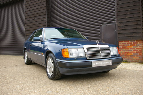 1992 Mercedes W124 E-Class 300CE Coupe Auto (157,000 miles) SOLD (picture 2 of 6)