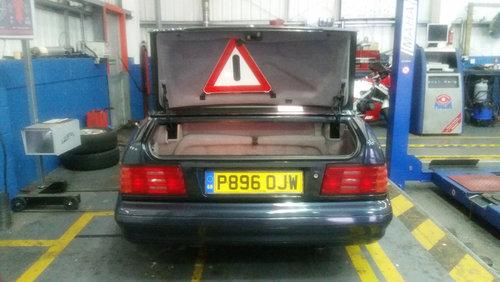 Mercedes SL320 Auto (1996) For Sale (picture 4 of 6)