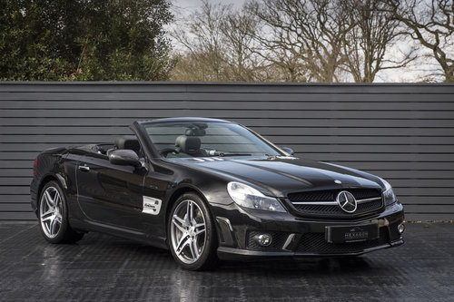 2009 MERCEDES SL63 AMG PERFORMANCE PACK F1 SOLD (picture 1 of 6)