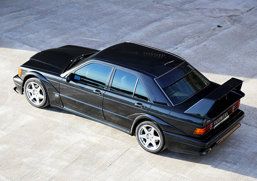1991 Mercedes 190E 2.5 16v Evo2 lhd nr 276/500 perfect condition For Sale (picture 1 of 6)
