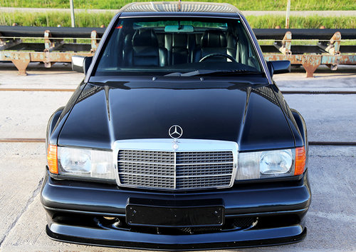 1991 Mercedes 190E 2.5 16v Evo2 lhd nr 276/500 perfect condition For Sale (picture 3 of 6)