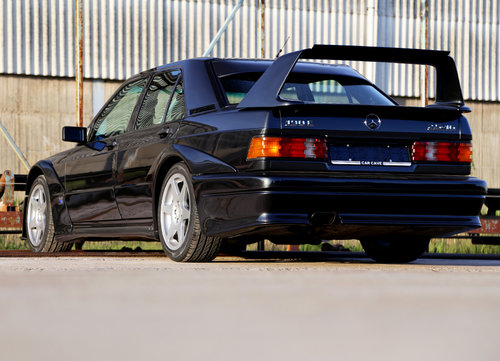 1991 Mercedes 190E 2.5 16v Evo2 lhd nr 276/500 perfect condition For Sale (picture 4 of 6)