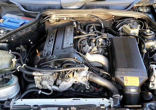 1991 Mercedes 190E 2.5 16v Evo2 lhd nr 276/500 perfect condition For Sale (picture 6 of 6)