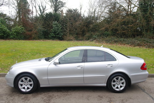 2008 Mercedes E220 CDi Executive.. Tip Auto.. Low Miles.. FSH.. SOLD (picture 2 of 6)