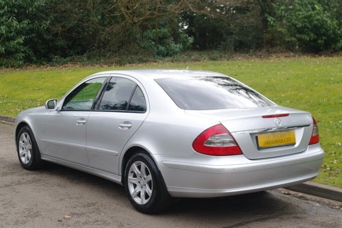 2008 Mercedes E220 CDi Executive.. Tip Auto.. Low Miles.. FSH.. SOLD (picture 6 of 6)