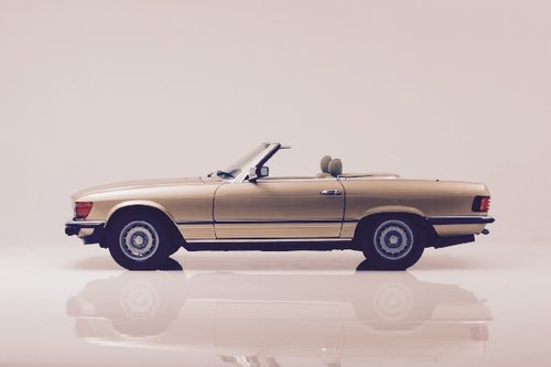 1985 LHD Mercedes Benz 280SL Auto For Sale (picture 2 of 5)