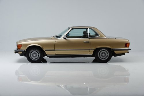 1985 LHD Mercedes Benz 280SL Auto For Sale (picture 3 of 5)