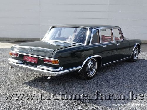 1966 Mercedes-Benz 600 W100 '66 For Sale (picture 2 of 6)