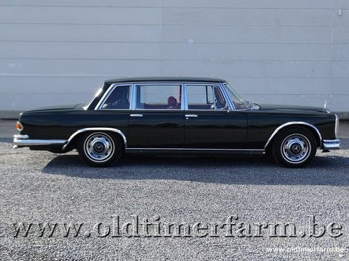 1966 Mercedes-Benz 600 W100 '66 For Sale (picture 3 of 6)