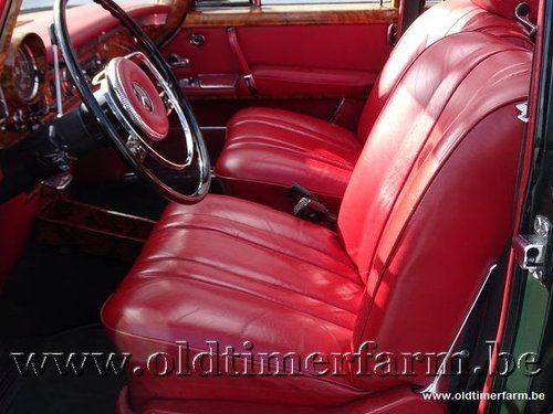 1966 Mercedes-Benz 600 W100 '66 For Sale (picture 4 of 6)