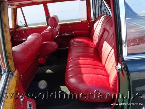 1966 Mercedes-Benz 600 W100 '66 For Sale (picture 5 of 6)