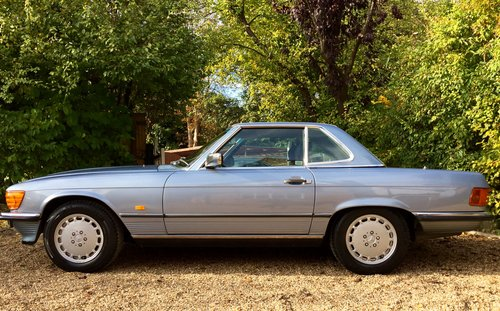1988/F Mercedes 420SL R107 **SOLD MORE REQ'D**. 500SL Wanted (picture 1 of 6)