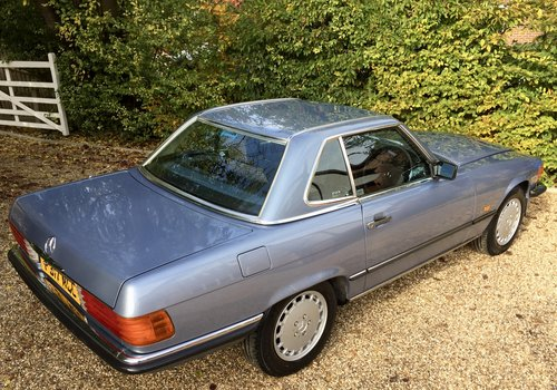 1988/F Mercedes 420SL R107 **SOLD MORE REQ'D**. 500SL Wanted (picture 2 of 6)