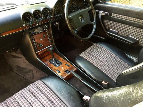 1988/F Mercedes 420SL R107 **SOLD MORE REQ'D**. 500SL Wanted (picture 4 of 6)