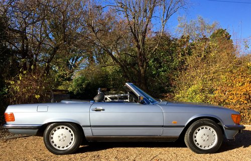 1988/F Mercedes 420SL R107 **SOLD MORE REQ'D**. 500SL Wanted (picture 5 of 6)