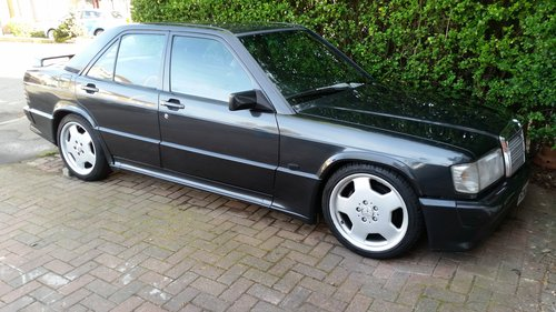 1986 MERCEDES 190E 2.3 16 COSWORTH For Sale (picture 1 of 6)