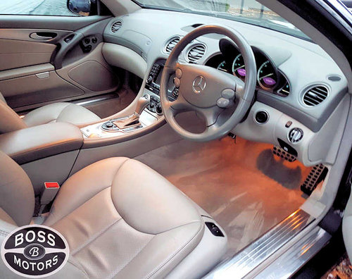 2007 Mercedes SL 350 3.5 Convertible Coupe SL350 Sport For Sale (picture 3 of 6)