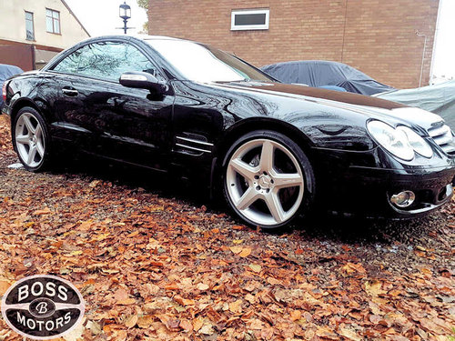 2007 Mercedes SL 350 3.5 Convertible Coupe SL350 Sport For Sale (picture 4 of 6)