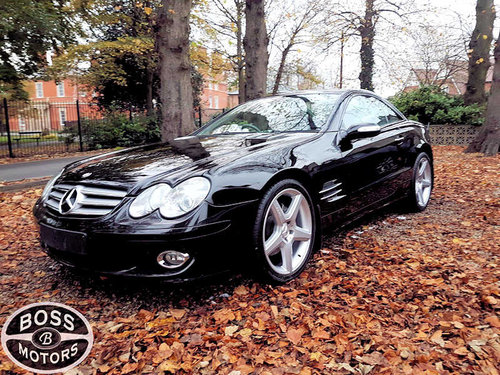 2007 Mercedes SL 350 3.5 Convertible Coupe SL350 Sport For Sale (picture 6 of 6)